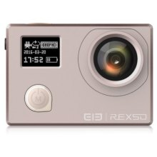 Elephone REXSO Explorer Dual 4K Action Camera