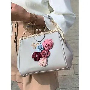 Risultati immagini per https://www.rosegal.com/crossbody-bags/faux-pearls-floral-crossbody-bag-for-wedding-2203192.html