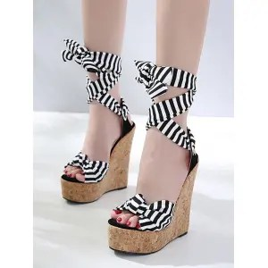 Risultati immagini per https://www.rosegal.com/sandals/know-wedge-heel-striped-ankle-strap-sandals-2256170.html