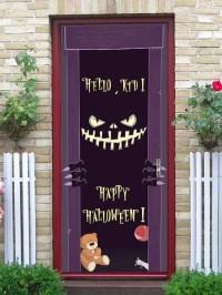happy halloween stickers bkie