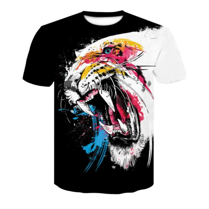 Kelebihan T-Shirt Sablon Digital