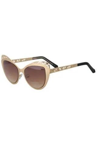 Stylish Women's Full Frame Cool Sunglasses