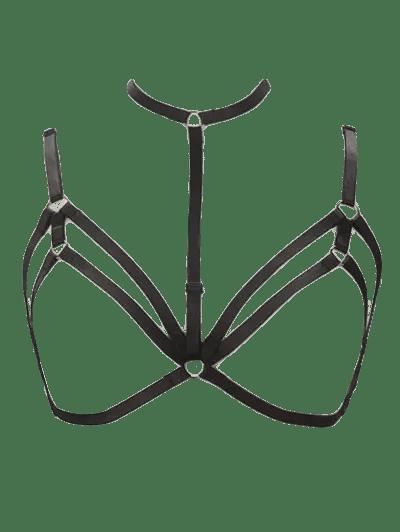 Zaful Bra Bondage Harness Layered Body Jewelry
