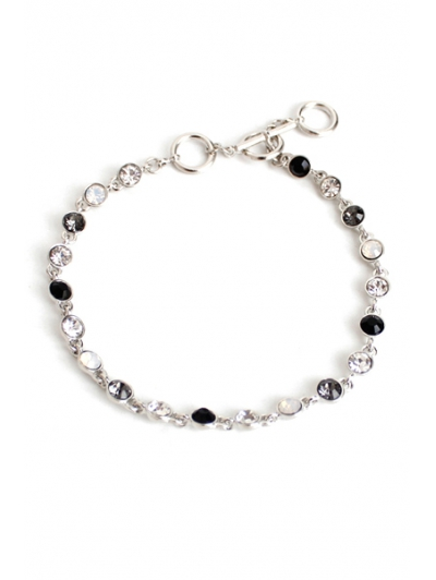 Chic Rhinestone Decorated Anklet For Women