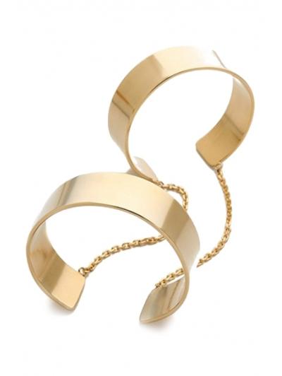 Mirror Side Cuff Bracelet