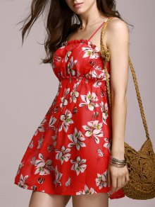 Cami Full Tiny Floral Dress