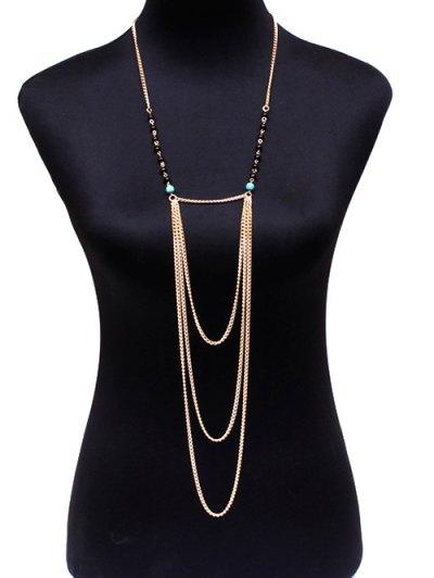 Graceful Beads Body Chain