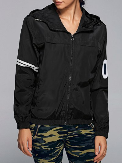 Mister Zip Up Hooded Jacket