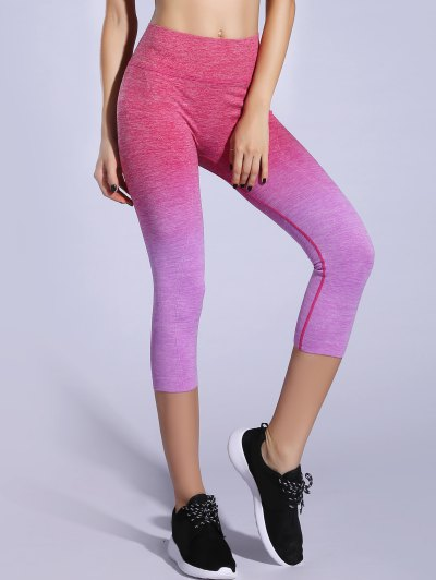 Ombre Space Dyed Sporty Leggings