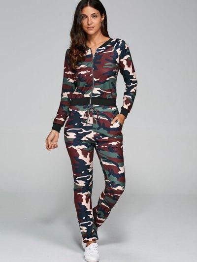 Jacket with Pants