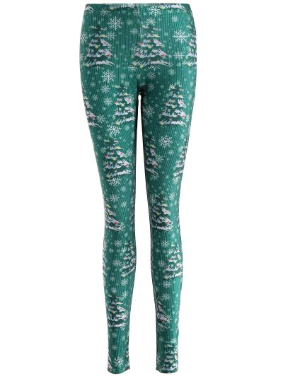 Christmas Skinny Leggings