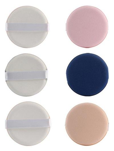8 Pcs Calm Makeup BB Cream Air Puffs