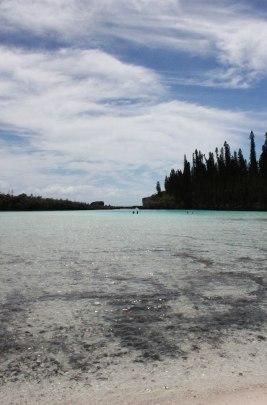 Piscine naturelle, Baie d'Oro