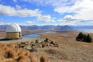 Tekapo - St John Observatory