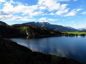 Près de Wanaka - Lac Hawea