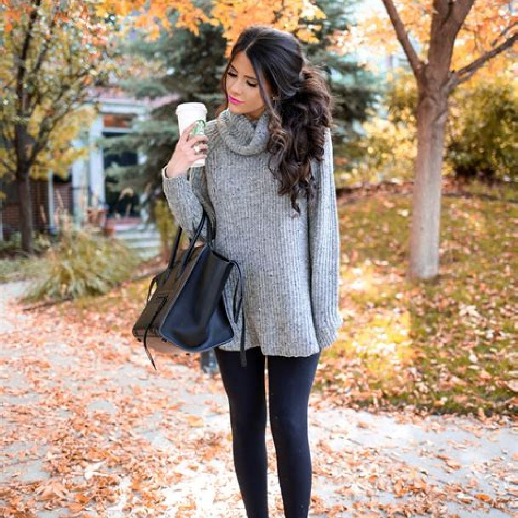 Adorable Sweater Style Ideas For Your Fall Season 38