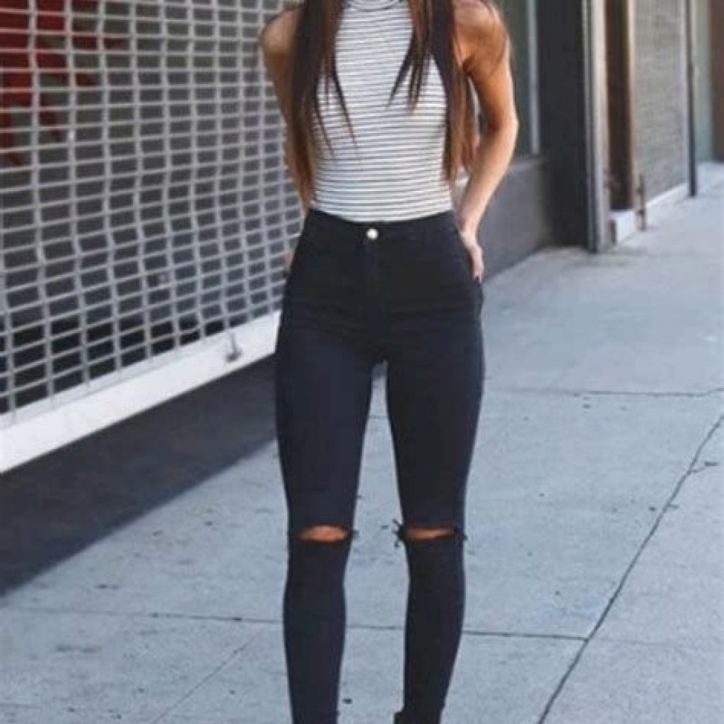Amazing Fall Outfits Ideas For Black Girl 06