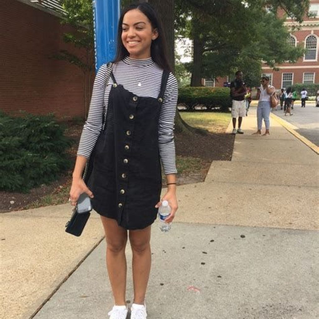 Amazing Fall Outfits Ideas For Black Girl 10