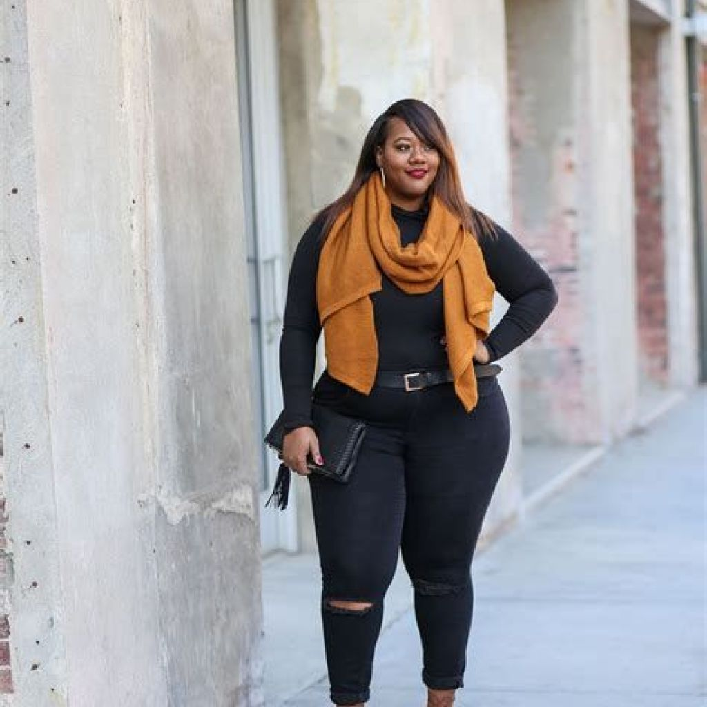 Amazing Fall Outfits Ideas For Black Girl 30
