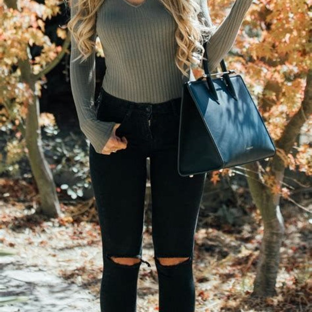 Amazing Fall Outfits Ideas For Black Girl 37