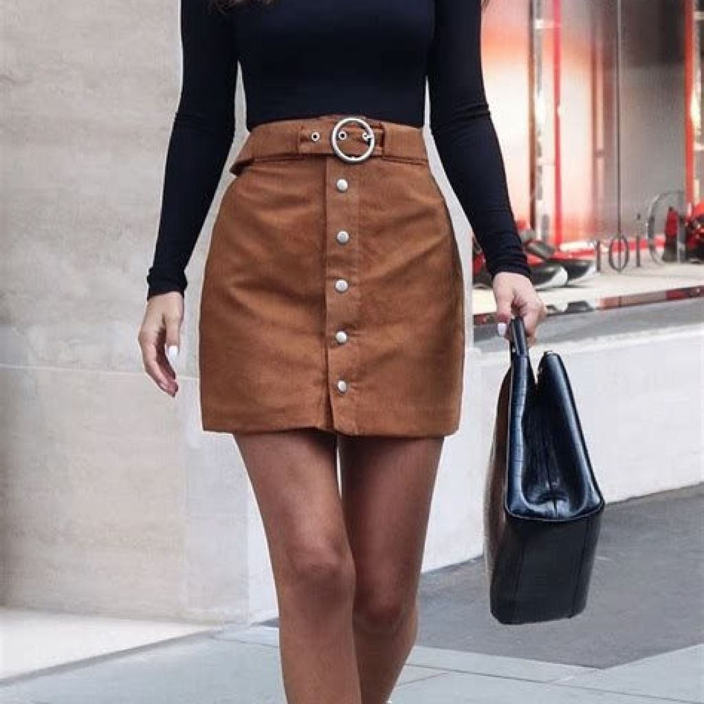 Amazing Fall Outfits Ideas For Black Girl 39