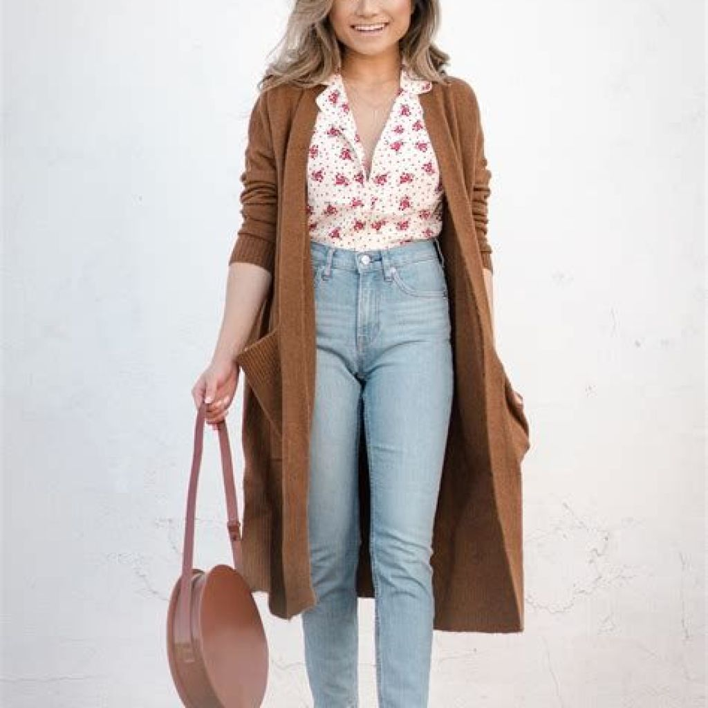 Casual Fall Outfits Ideas You Will Love 41
