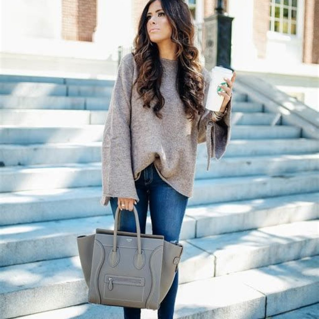 Casual Fall Outfits Ideas You Will Love 44