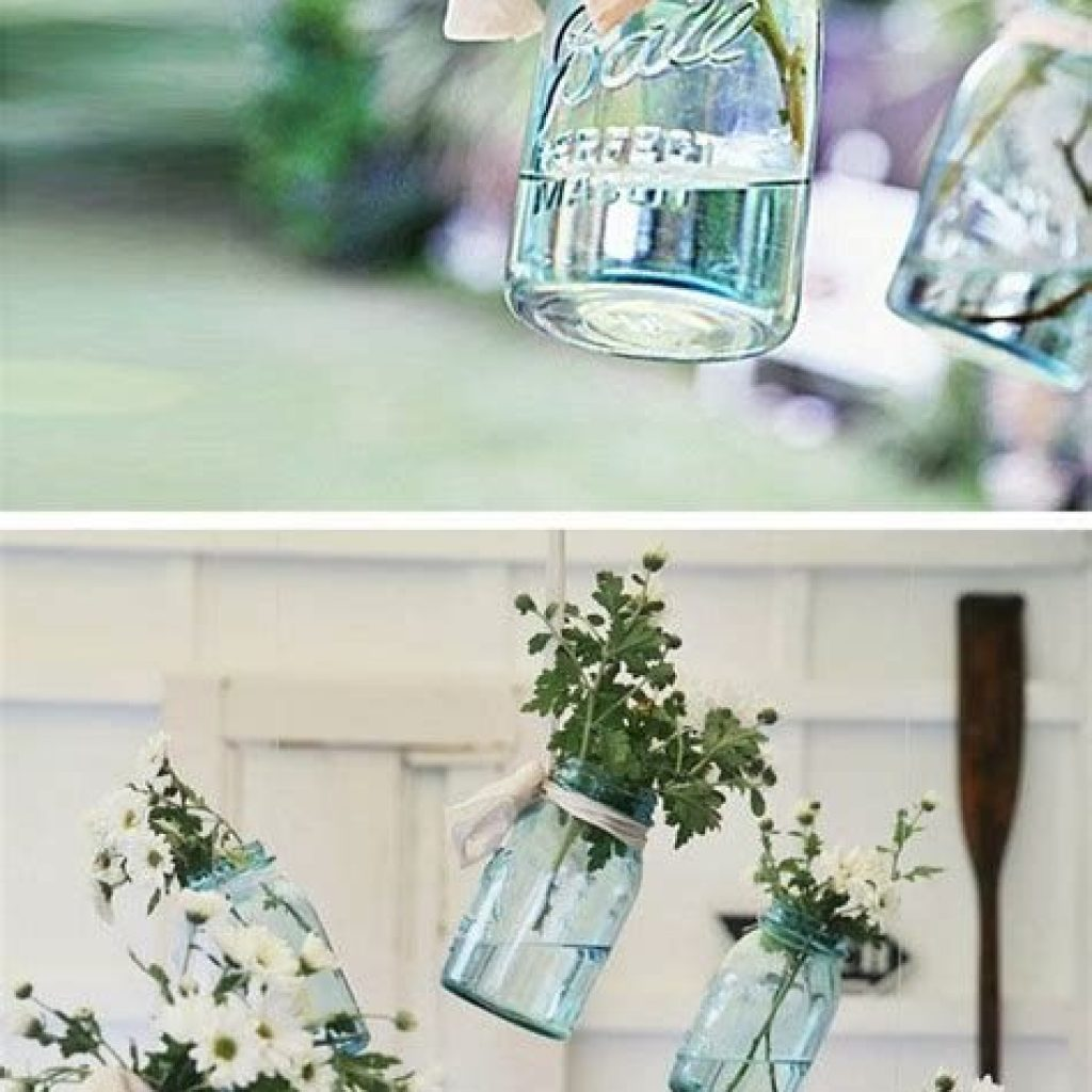 Creative DIY Wedding Decoration Ideas 02
