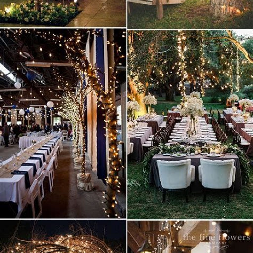 Creative DIY Wedding Decoration Ideas 21