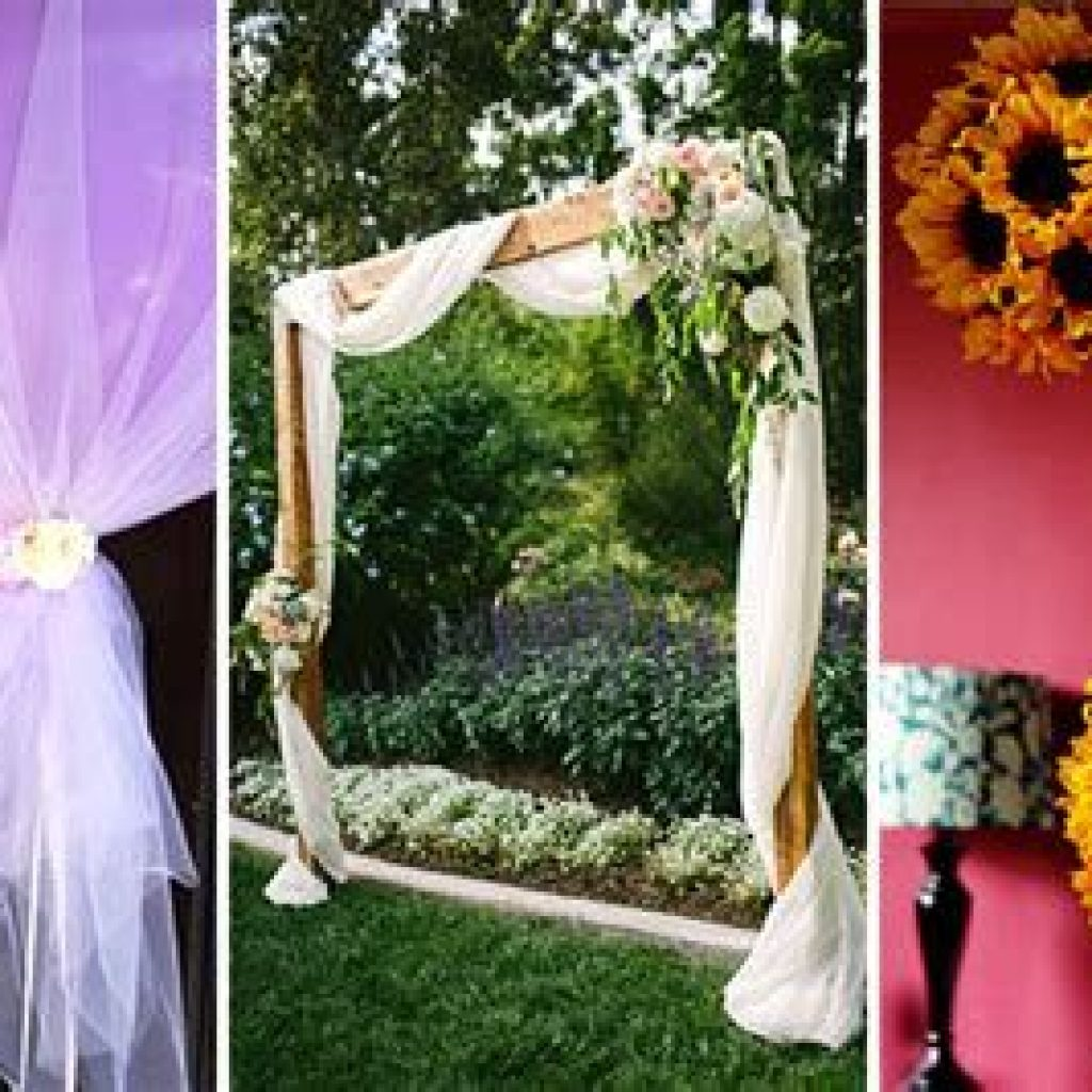 Creative DIY Wedding Decoration Ideas 36