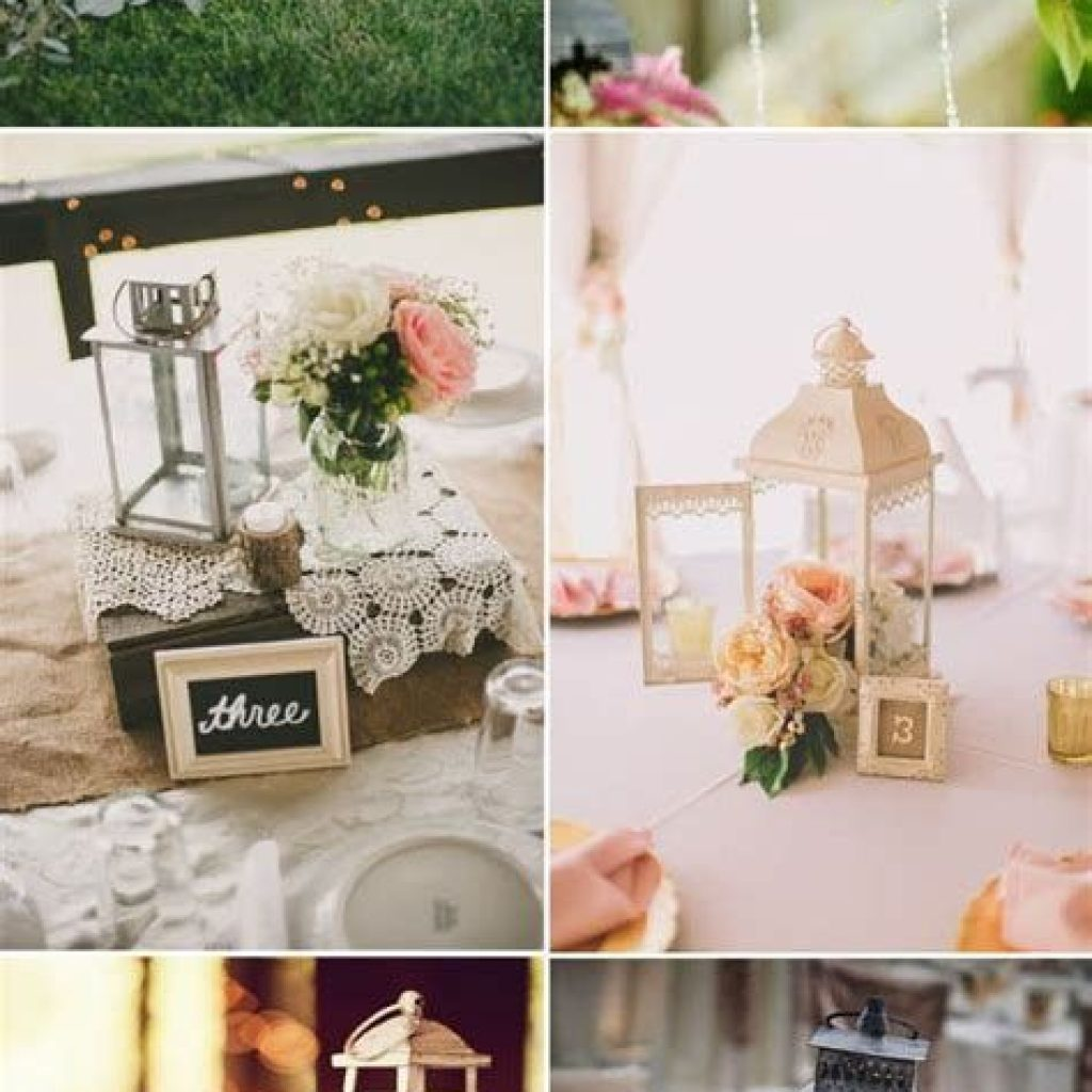 Creative DIY Wedding Decoration Ideas 41