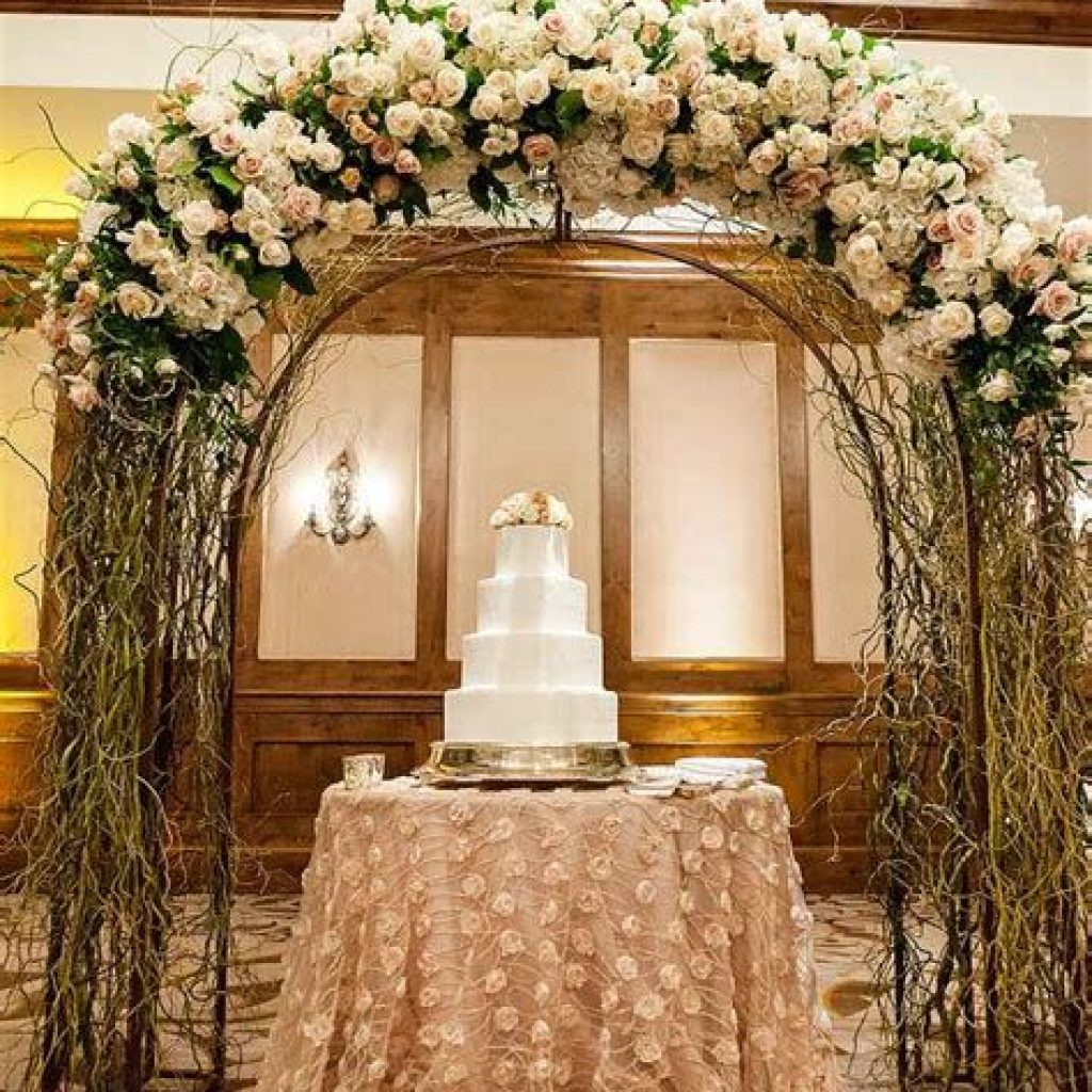 Perfect Country Wedding Decoration Ideas 08