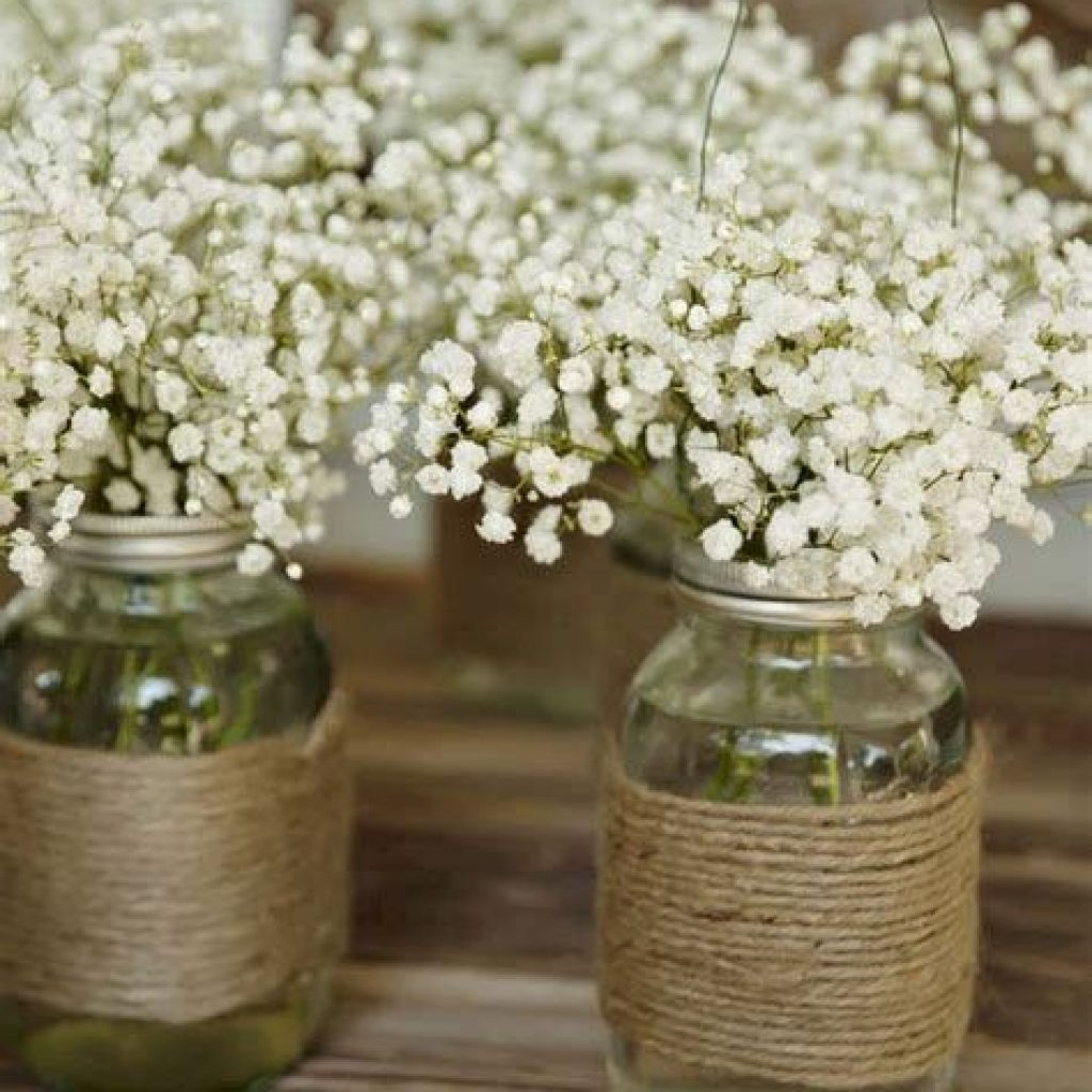 Perfect Country Wedding Decoration Ideas 13