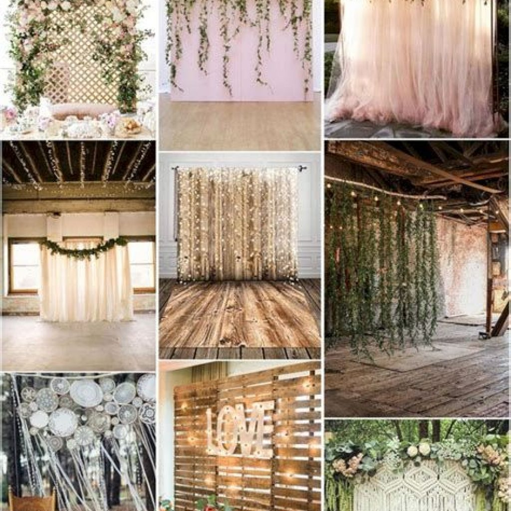 Perfect Country Wedding Decoration Ideas 28