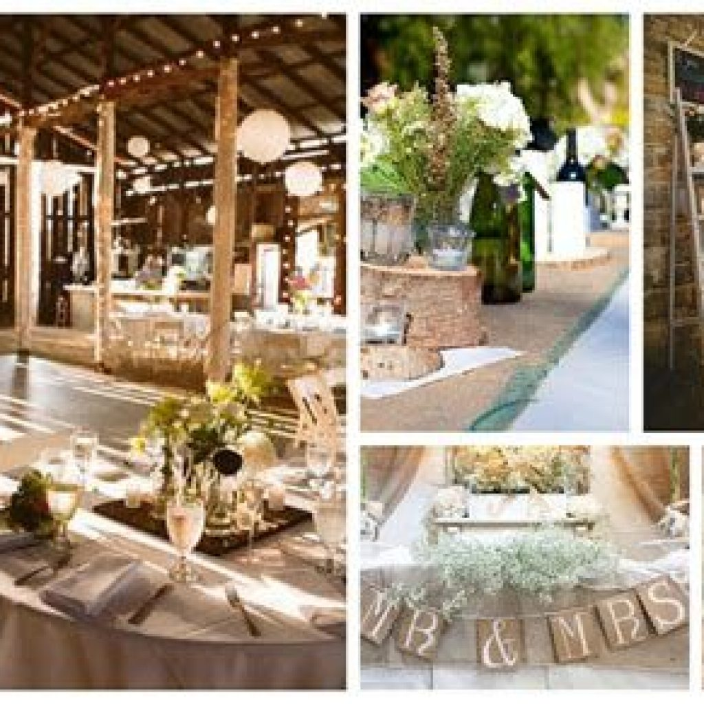 Perfect Country Wedding Decoration Ideas 45