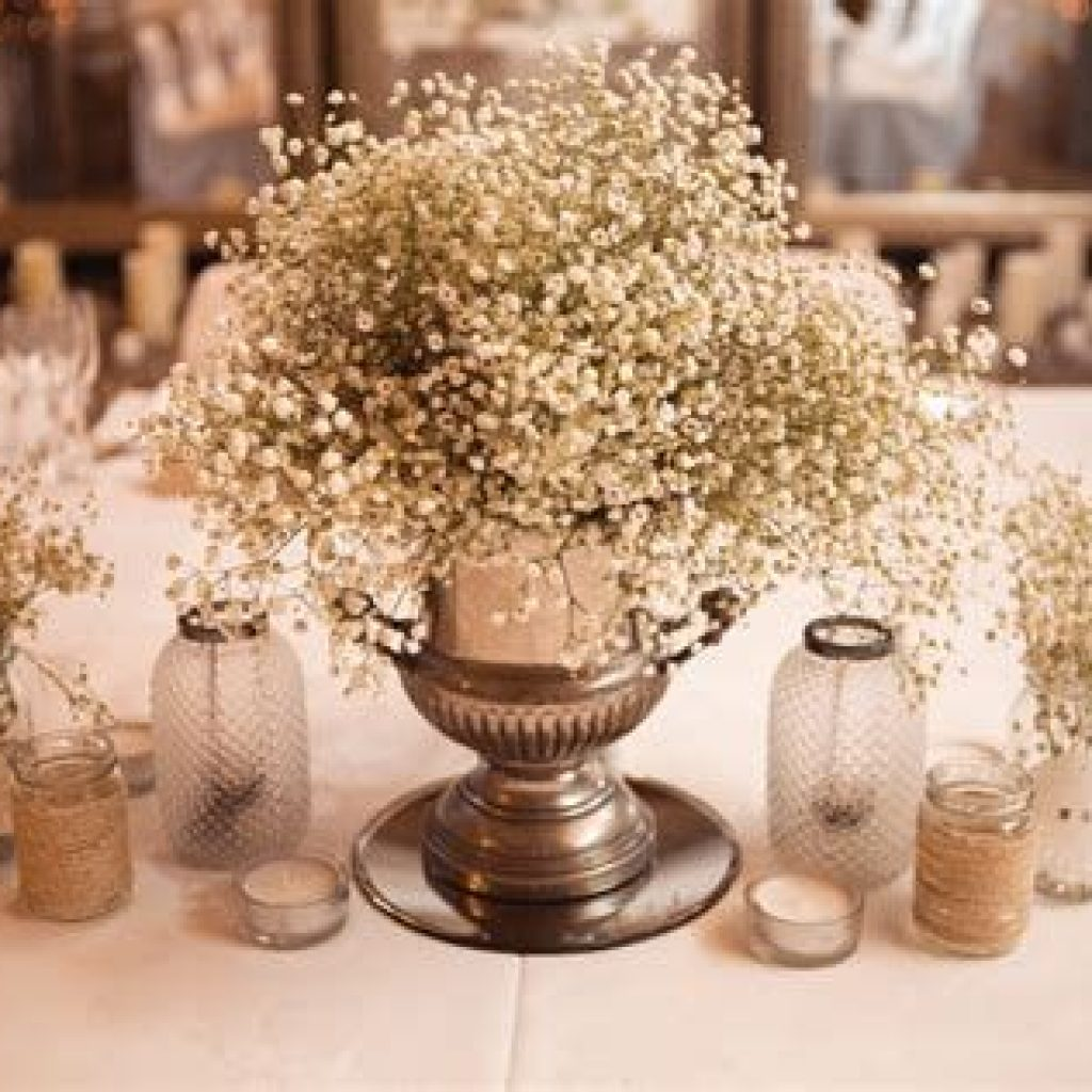 Romantic Rustic Wedding Decor Ideas 12