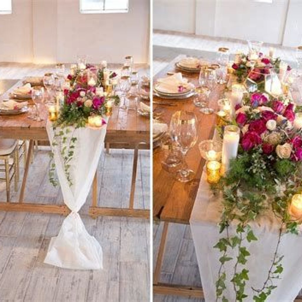 Romantic Rustic Wedding Decor Ideas 16