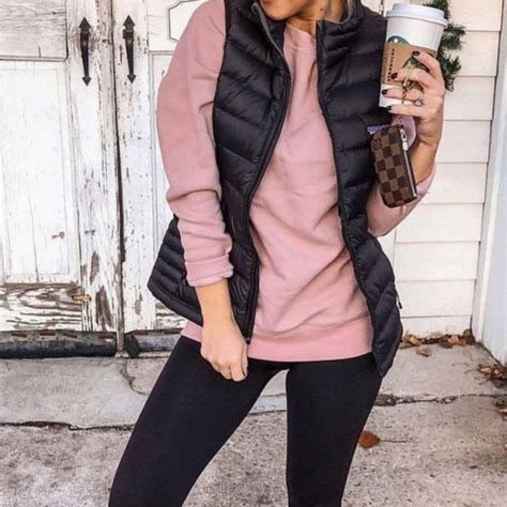Simple And Comfy Fall Outfits Ideas 15