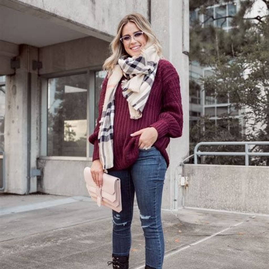Simple And Comfy Fall Outfits Ideas 19