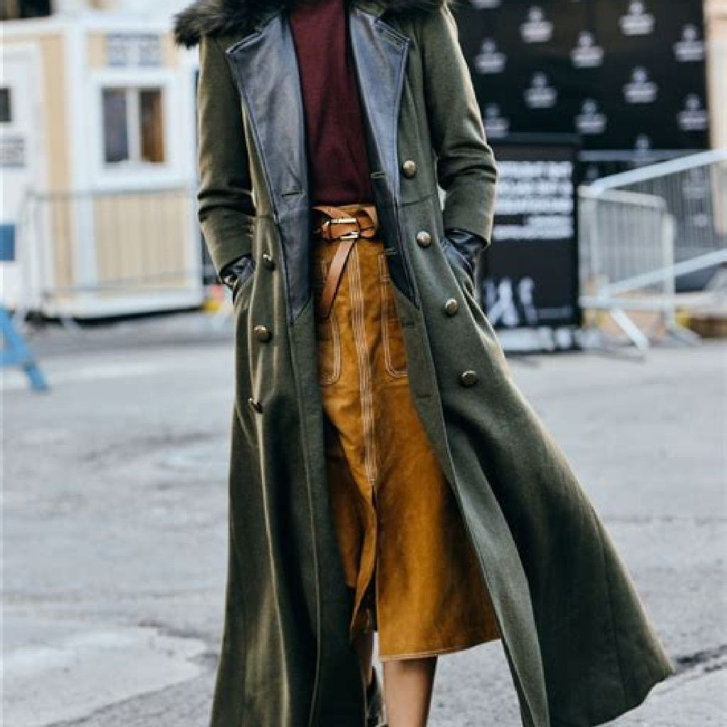 Stunning Fall Street Style Outfits Ideas For Women To Upgrade Your Look 20