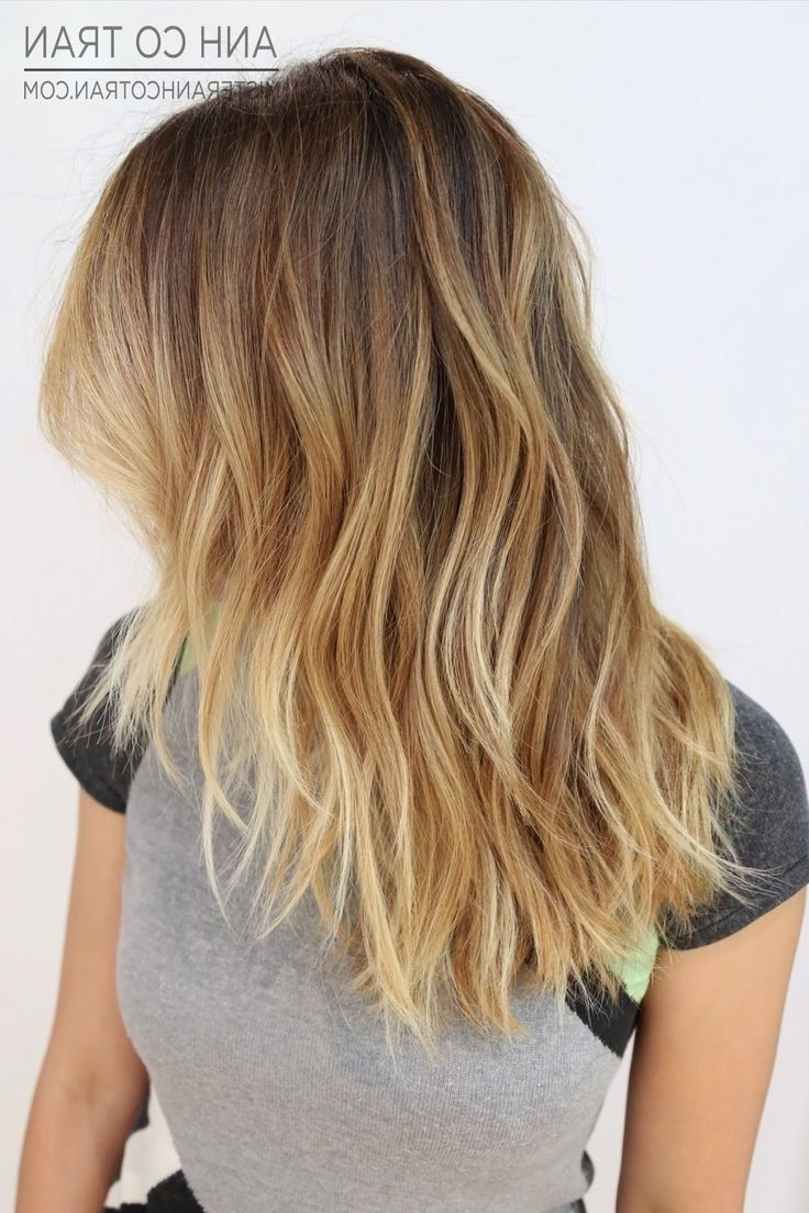 10 Hottest Layered Haircuts For Medium Hair Now Popular Medium Length Hairstyles For Teenage Girl