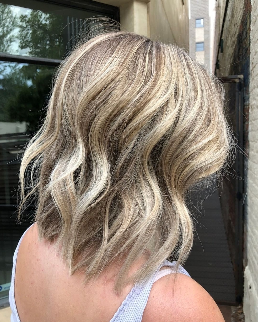 10 Low Maintenance Medium Length Hairstyles 2021 Best 10+ Stylish Low Maintenance Shoulder Length Thick Hair Medium Length Hairstyles