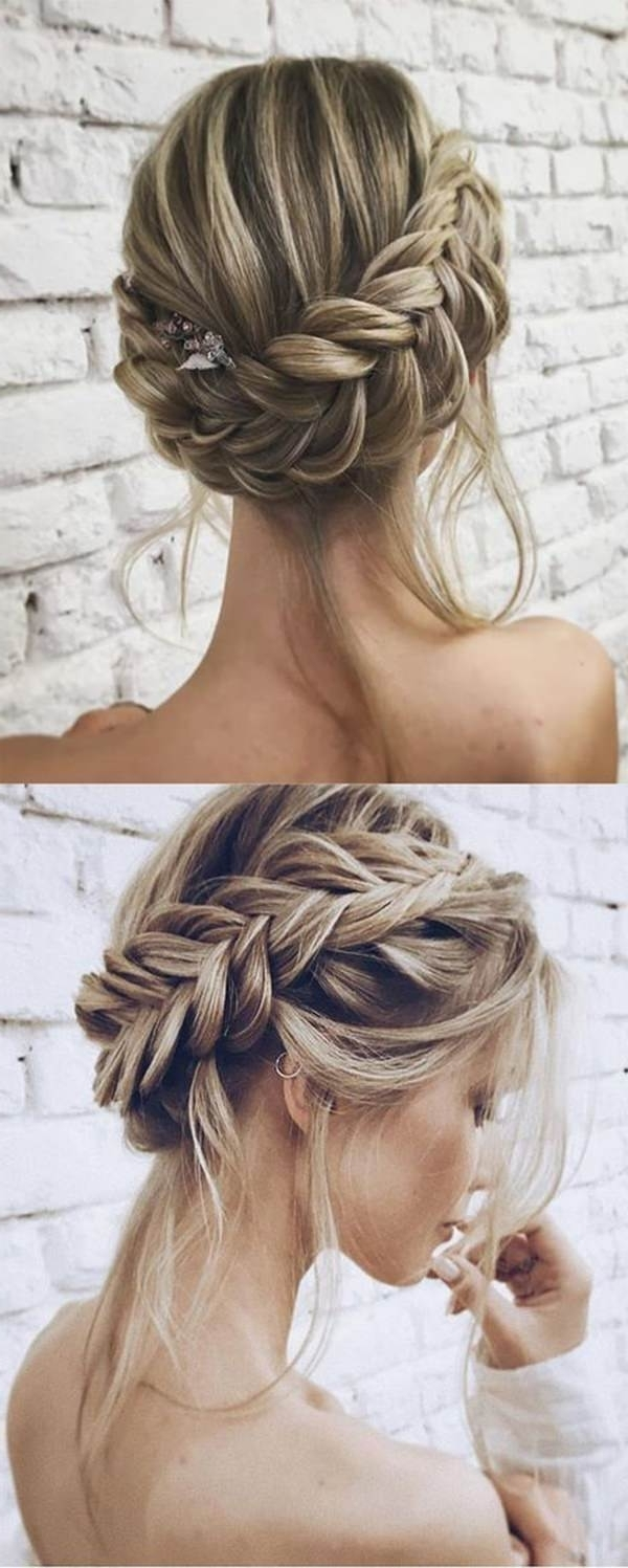 145 Exquisite Wedding Hairstyles For All Hair Types 20+ Amazing Hairstyle Wedding Medium Length