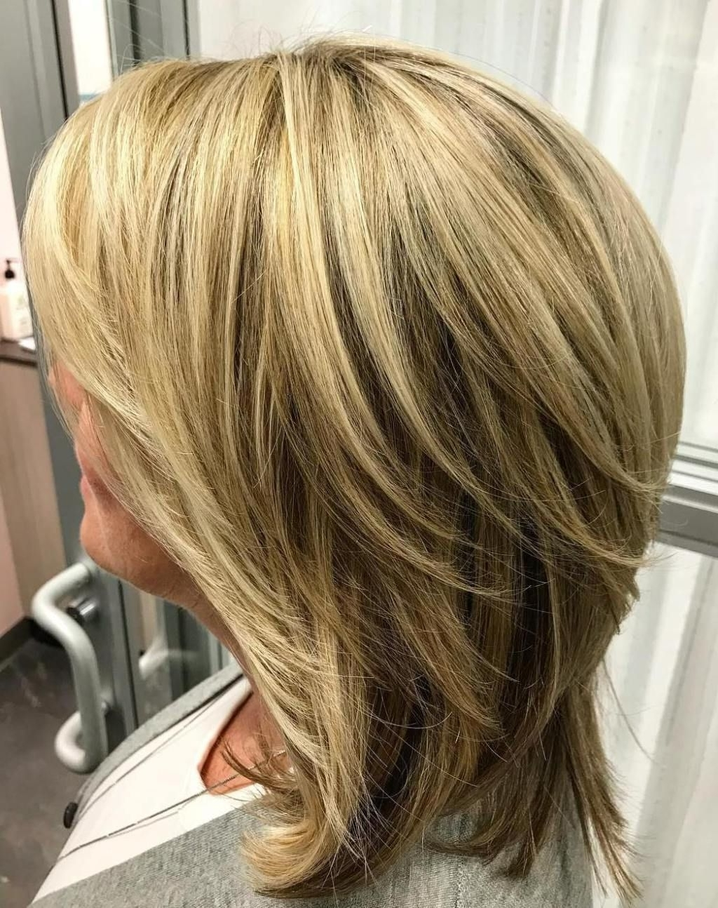 15 Sassy Hairstyles Featuring Mandy Moore Short Hair | Hair 20+ Stylish Medium Length Blonde Hairstyles For Over 50