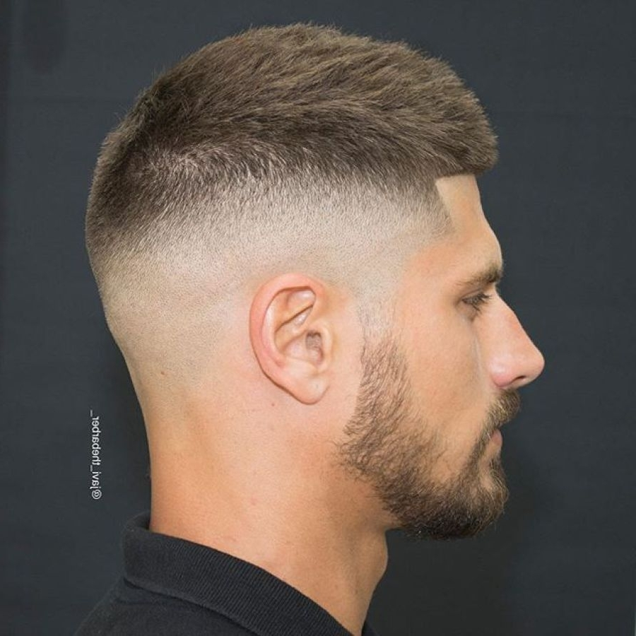 175 Best Short Haircuts Men: Most Popular Styles For 2021 40+ Adorable Medium Fade Short Hairstyle For Men