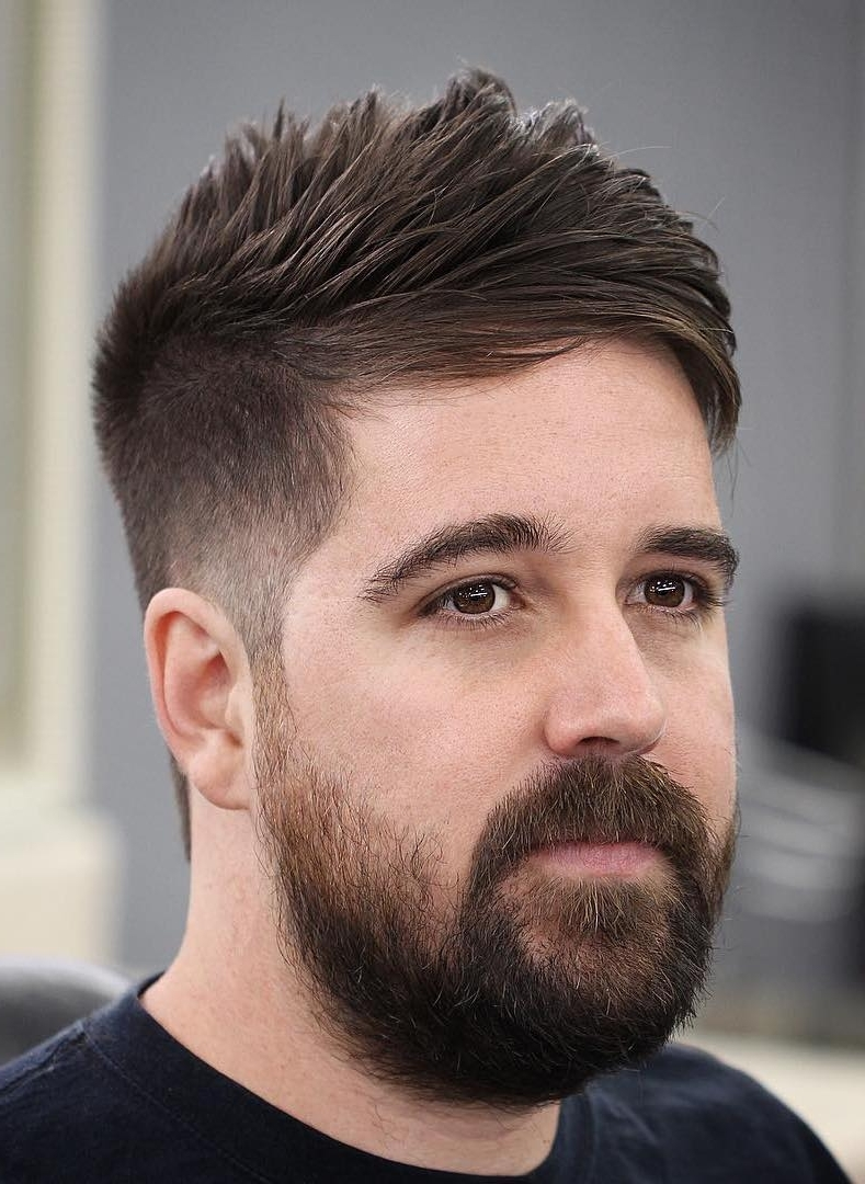 20 Hairstyles For Men With Thin Hair (Add More Volume) 10+ Stylish Medium Length Mens Hairstyles For Thin Hair
