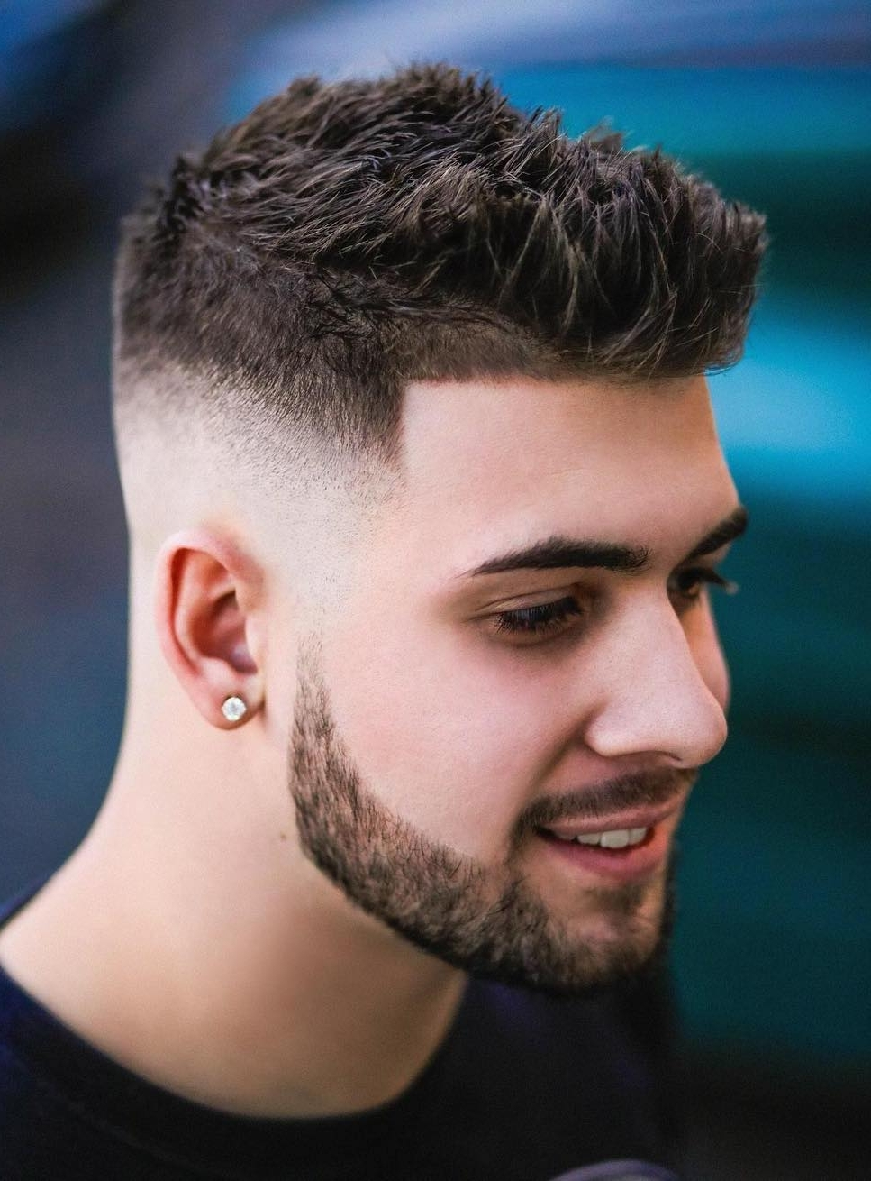 20 The Most Fashionable Mid Fade Haircuts For Men 40+ Adorable Medium Fade Short Hairstyle For Men