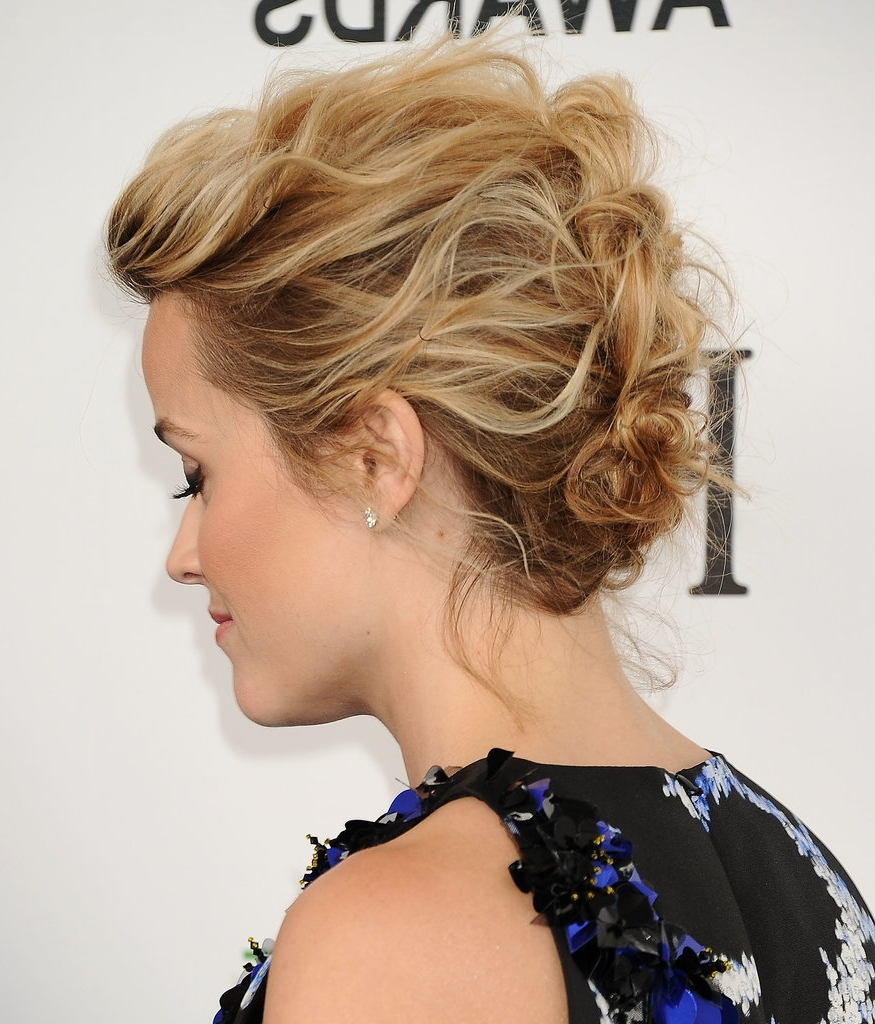 22 Gorgeous Mother Of The Bride Hairstyles Mother Of The Bride Wedding Hairstyles For Medium Length Hair