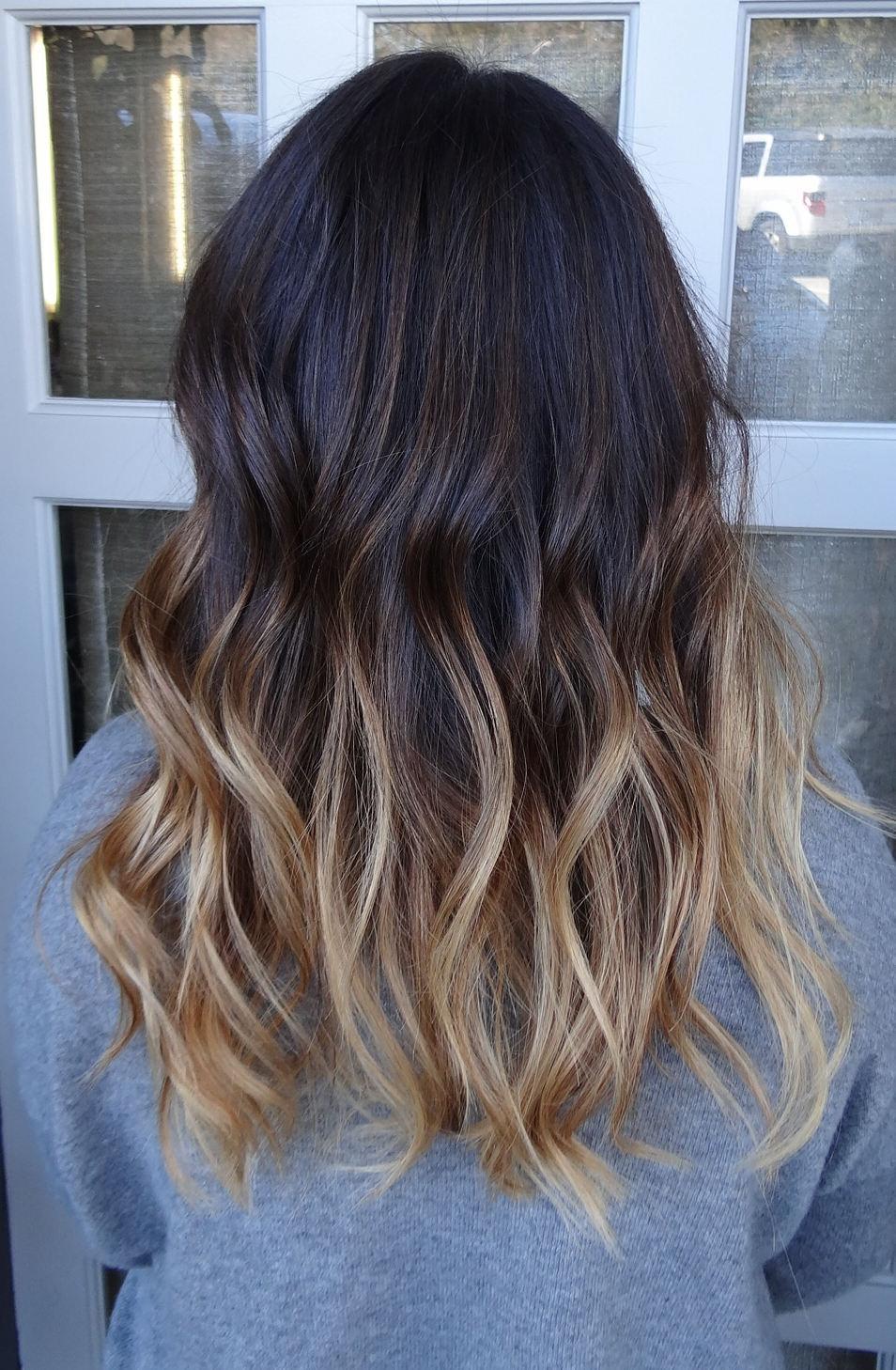 27 Exciting Hair Colour Ideas For 2015: Radical Root Colours 20+ Stylish Brunette Medium Hairstyles 2015