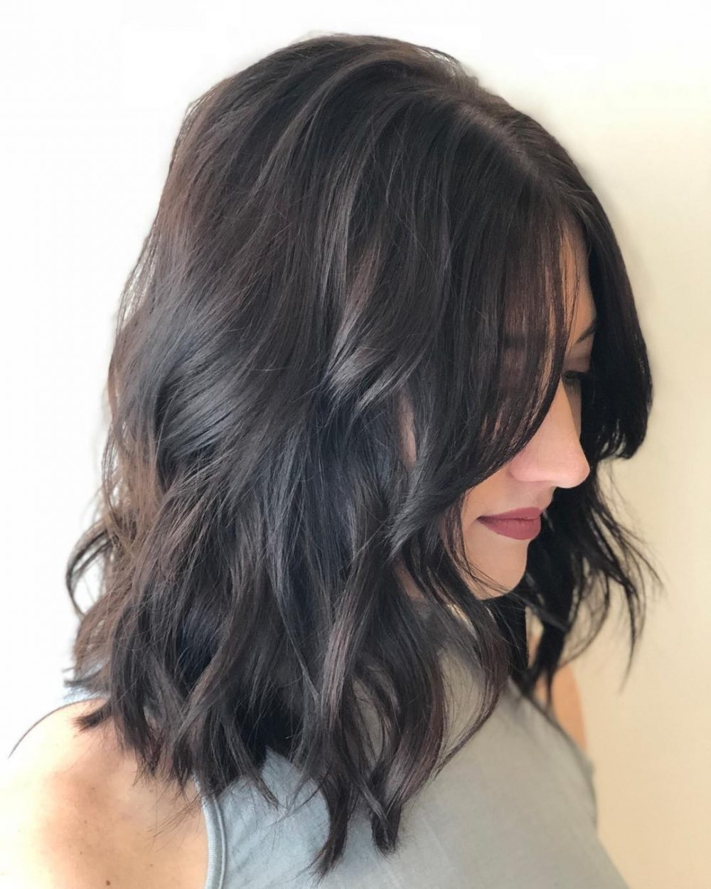 30 Best Hairstyles For Thick Hair & Trending Thick Haircuts Medium Hairstyles Thick Hair 2019